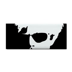 Warhol Hand Towel by icarusismartdesigns