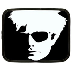 Warhol Netbook Sleeve (xl) by icarusismartdesigns
