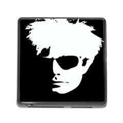 Warhol Memory Card Reader With Storage (square) by icarusismartdesigns