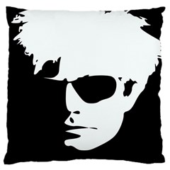 Warhol Large Cushion Case (two Sided)  by icarusismartdesigns