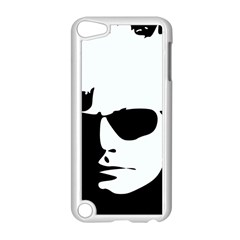 Warhol Apple Ipod Touch 5 Case (white) by icarusismartdesigns