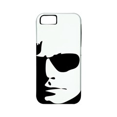 Warhol Apple Iphone 5 Classic Hardshell Case (pc+silicone) by icarusismartdesigns