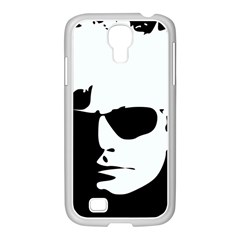Warhol Samsung Galaxy S4 I9500/ I9505 Case (white) by icarusismartdesigns