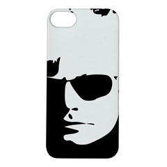 Warhol Apple Iphone 5s Hardshell Case by icarusismartdesigns