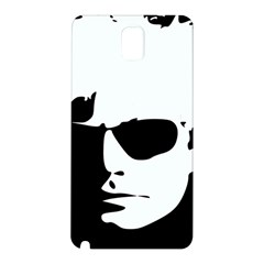 Warhol Samsung Galaxy Note 3 N9005 Hardshell Back Case by icarusismartdesigns