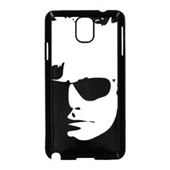 Warhol Samsung Galaxy Note 3 Neo Hardshell Case (black) by icarusismartdesigns