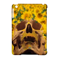 Sunflowers Apple Ipad Mini Hardshell Case (compatible With Smart Cover) by icarusismartdesigns
