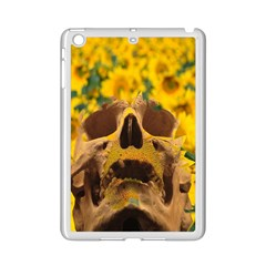 Sunflowers Apple Ipad Mini 2 Case (white) by icarusismartdesigns