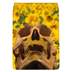 Sunflowers Removable Flap Cover (large) by icarusismartdesigns