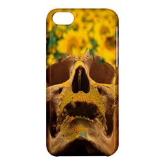 Sunflowers Apple Iphone 5c Hardshell Case by icarusismartdesigns