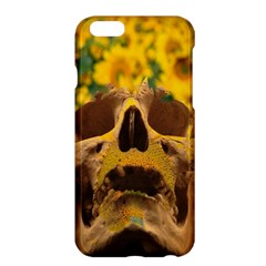 Sunflowers Apple Iphone 6 Plus Hardshell Case by icarusismartdesigns