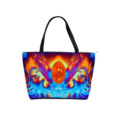 Escape From The Sun Large Shoulder Bag by icarusismartdesigns