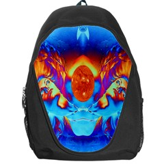 Escape From The Sun Backpack Bag by icarusismartdesigns