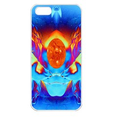 Escape From The Sun Apple Iphone 5 Seamless Case (white) by icarusismartdesigns