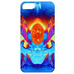 Escape From The Sun Apple Iphone 5 Classic Hardshell Case by icarusismartdesigns