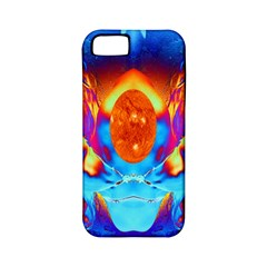 Escape From The Sun Apple Iphone 5 Classic Hardshell Case (pc+silicone)