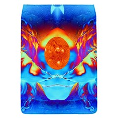 Escape From The Sun Removable Flap Cover (small) by icarusismartdesigns