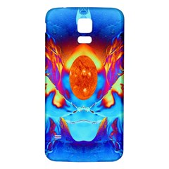 Escape From The Sun Samsung Galaxy S5 Back Case (white) by icarusismartdesigns
