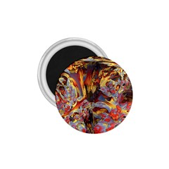 Abstract 4 1 75  Button Magnet by icarusismartdesigns