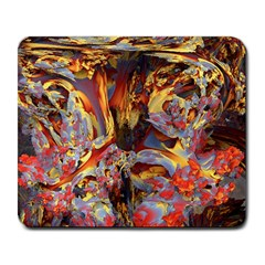 Abstract 4 Large Mouse Pad (rectangle) by icarusismartdesigns