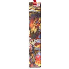 Abstract 4 Large Bookmark by icarusismartdesigns