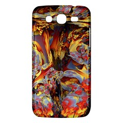 Abstract 4 Samsung Galaxy Mega 5 8 I9152 Hardshell Case  by icarusismartdesigns