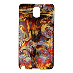 Abstract 4 Samsung Galaxy Note 3 N9005 Hardshell Case by icarusismartdesigns