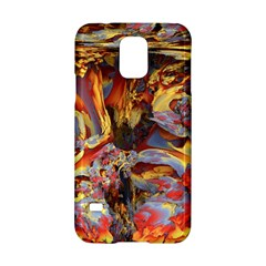 Abstract 4 Samsung Galaxy S5 Hardshell Case  by icarusismartdesigns