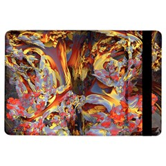 Abstract 4 Apple Ipad Air Flip Case by icarusismartdesigns