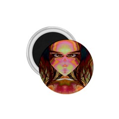 Cat Woman 1 75  Button Magnet by icarusismartdesigns