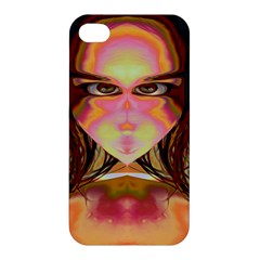 Cat Woman Apple Iphone 4/4s Hardshell Case by icarusismartdesigns
