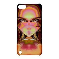 Cat Woman Apple Ipod Touch 5 Hardshell Case With Stand by icarusismartdesigns