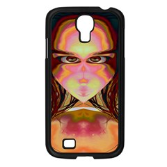 Cat Woman Samsung Galaxy S4 I9500/ I9505 Case (black) by icarusismartdesigns