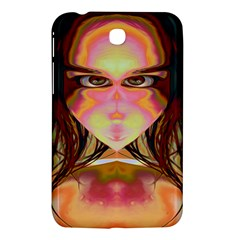 Cat Woman Samsung Galaxy Tab 3 (7 ) P3200 Hardshell Case  by icarusismartdesigns
