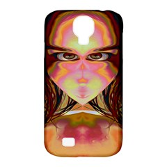 Cat Woman Samsung Galaxy S4 Classic Hardshell Case (pc+silicone) by icarusismartdesigns