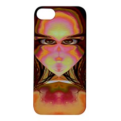 Cat Woman Apple Iphone 5s Hardshell Case by icarusismartdesigns