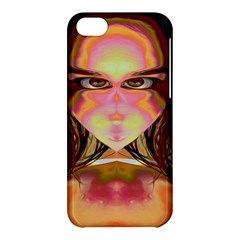 Cat Woman Apple Iphone 5c Hardshell Case by icarusismartdesigns