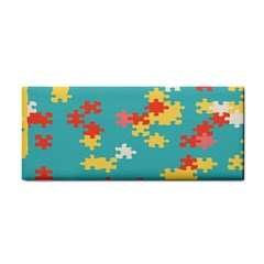 Puzzle Pieces Hand Towel Hand Towel