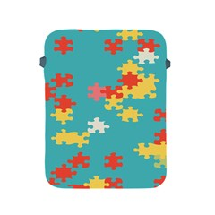 Puzzle Pieces Apple Ipad Protective Sleeve