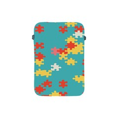 Puzzle Pieces Apple Ipad Mini Protective Sleeve