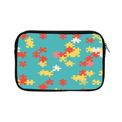 Puzzle Pieces Apple Ipad Mini Zippered Sleeve by LalyLauraFLM