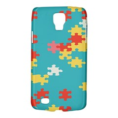 Puzzle Pieces Samsung Galaxy S4 Active (i9295) Hardshell Case