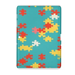 Puzzle Pieces Samsung Galaxy Tab 2 (10 1 ) P5100 Hardshell Case