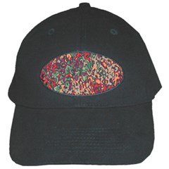 Color Mix Black Cap