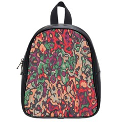 Color Mix School Bag (small)