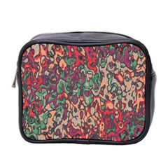 Color Mix Mini Toiletries Bag (two Sides)