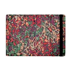 Color Mix Apple Ipad Mini Flip Case by LalyLauraFLM