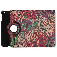 Color Mix Apple Ipad Mini Flip 360 Case by LalyLauraFLM