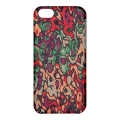 Color Mix Apple Iphone 5c Hardshell Case