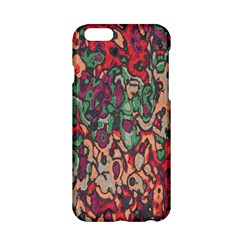 Color Mix Apple Iphone 6 Hardshell Case